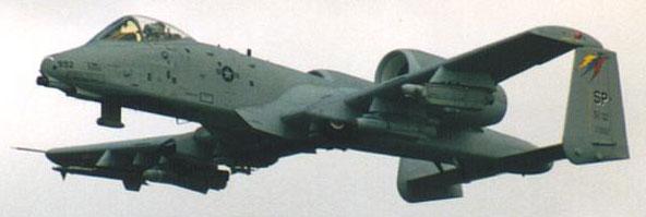 A-10 Warthog - Vliegende artillerie