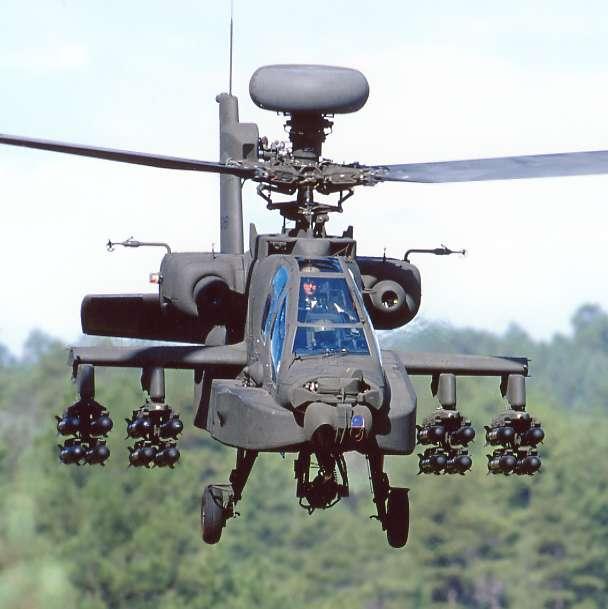 Apache AH-64 -Longbow