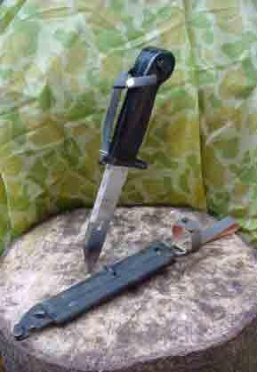 AK-47 Bajonet / mes