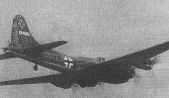 Luftwaffe B-17