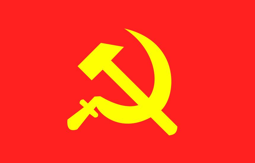 Hamer en Sikkel vlag