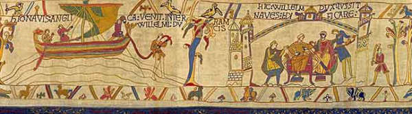 Hastings Tapijt deel 1