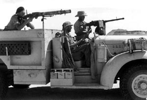 De Long Range Desert Group LRDG