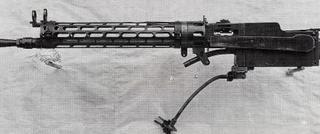 De Maschinengewehr LMG 08/15 - 19,1 kg