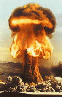 Nucleaire bom
