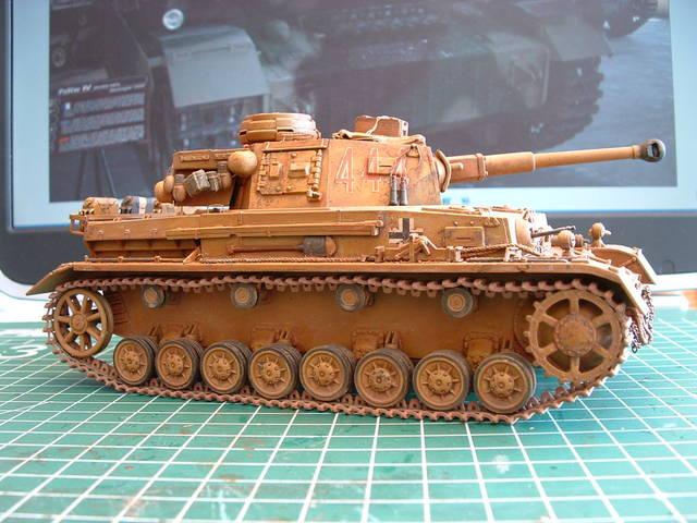 Panzerkampfwagen IV tank