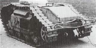 Sdkfz 303 Goliath