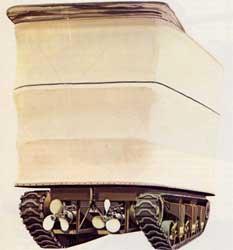 Sherman Duplex Drive tank