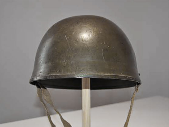 Tank helm Royal Army Corps (RAC) WW2