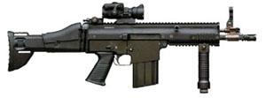 FN SCAR-H (Heavy): Mark 17