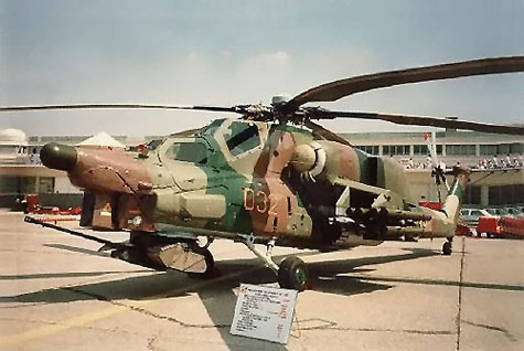 Mi-28 Havoc helikopter