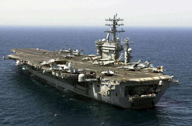 Nimitz - Vliegdekschip